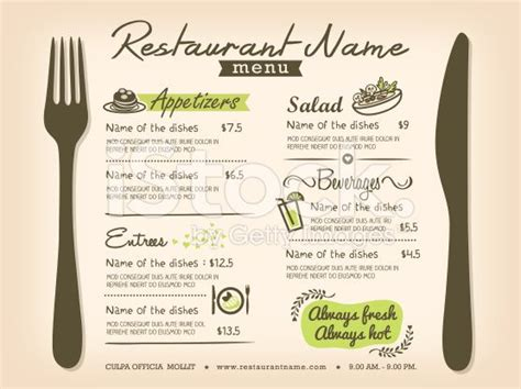 carte de menu restaurant modele les 25 meilleures id 233 es de la cat 233 gorie conception de menu