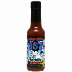 True Taste of World's Hottest Pepper - Ashley Food Company ...