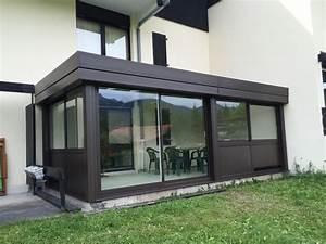 Prix Veranda Rideau : store veranda rideau store veranda rideau devis veranda ~ Premium-room.com Idées de Décoration
