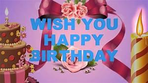 Birthday Animationhappy Birthday Wishesimagesquotes