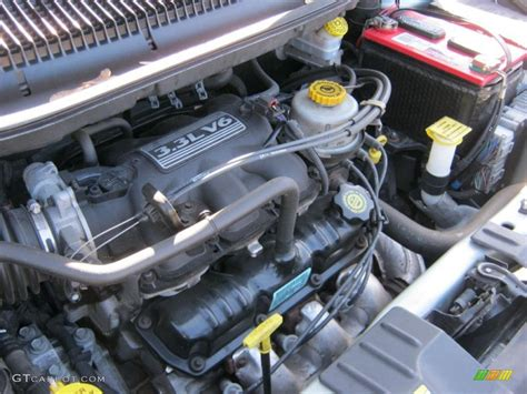 Dodge Caravan 3 3 Engine Diagram by 2003 Dodge Grand Caravan Se 3 3 Liter Ohv 12 Valve V6