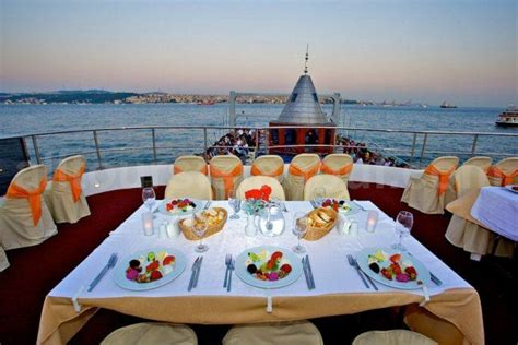 Dinner On A Boat Cruise by Istanbul Tour Istanbul Dinner Cruise Luxury Sail Up