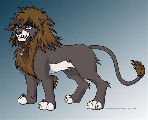 Adult Lion Sora By Hylian-rinku On Deviantart