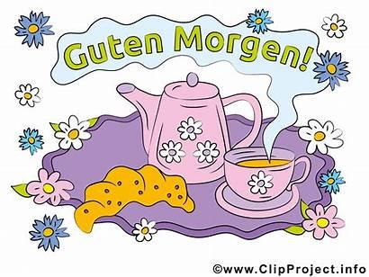Morgen Guten Clipart Gb Hintergrundbilder Buongiorno Goede