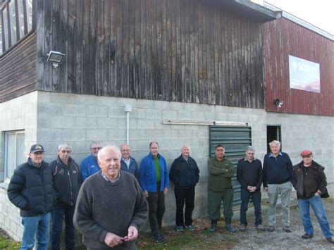 menz shed temporary menz shed not far away central otago news