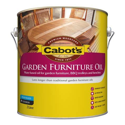 cabots   natural garden furniture oil bunnings