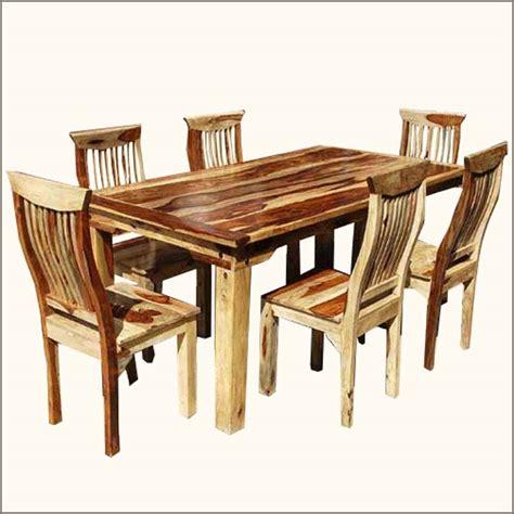 hardwood kitchen table dark floors dining room table