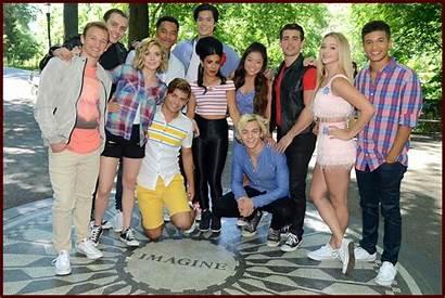 Teen Bikers Surfers Park Cast Central Disney