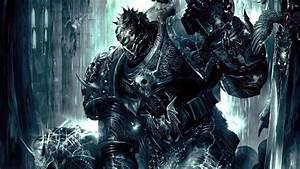 wallpaper, , , creature, , warhammer, 40, 000, , comics, , chaos