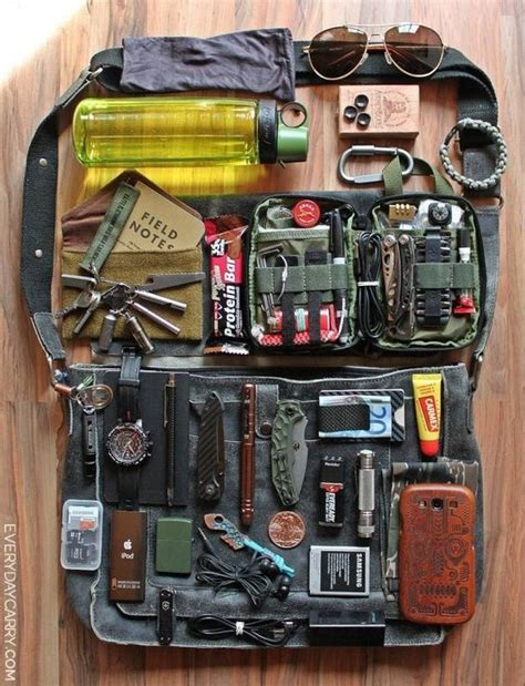 carry survival every bags