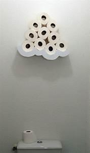 Etagere Papier Toilette : support pour les rouleaux de papier wc lpb carton ~ Teatrodelosmanantiales.com Idées de Décoration