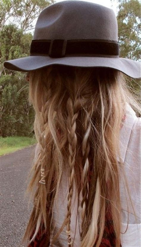 ultra chic bohemian hairstyles pretty designs