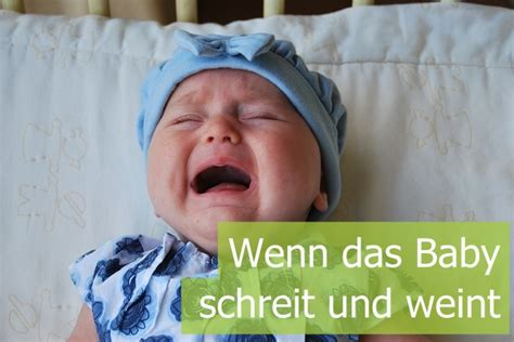 Wenn Das Baby Schreit Und Weint Nestbaunet