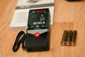 Test Laser Entfernungsmesser : laser entfernungsmesser bosch plr 50 c im test wir zuhause ~ Yasmunasinghe.com Haus und Dekorationen