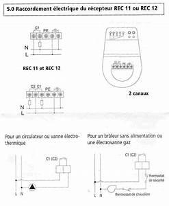 Thermostat Ambiance Chaudiere Gaz : schema branchement thermostat chaudiere gaz ~ Dailycaller-alerts.com Idées de Décoration