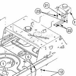 31 Cub Cadet Rzt 50 Belt Diagram