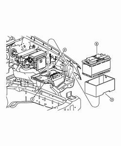 Chrysler Town  U0026 Country Battery  Asia Pacific  Export