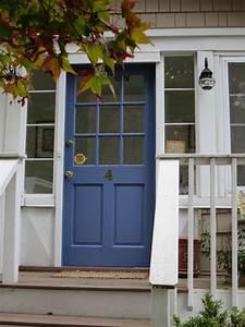 Marine, Blue, Front, Doors