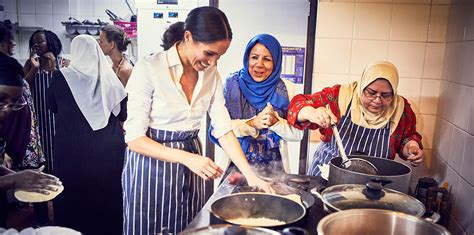 duchess  sussex supports cookbook celebrating