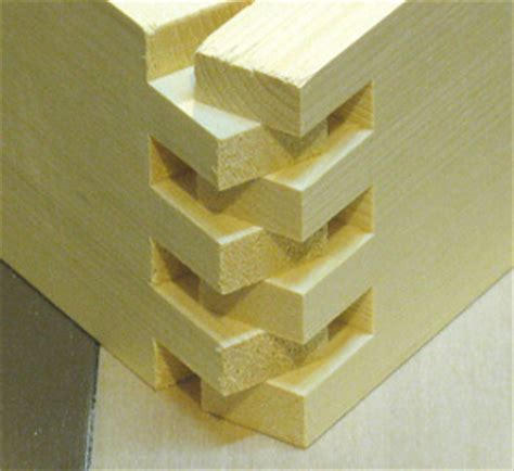 box joint  finger joint