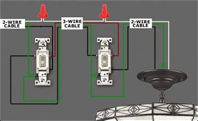 Way Wiring Ceiling Fan With Remote For Two Wire Hookup