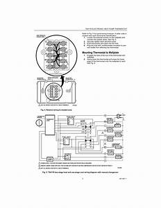 Th5220d1003 Honeywell Thermostat Wiring Diagram For Heat Pump