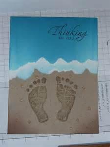 Sand Footprints Craft Pinterest