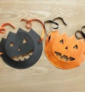Masque Halloween A Fabriquer : masque citrouille pour halloween tuto sorties et ~ Melissatoandfro.com Idées de Décoration