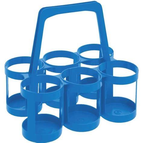 ustensiles de cuisine discount porte bouteilles plastique eda bleu maritime lxlxh