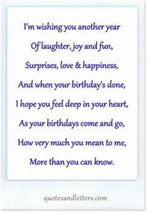 birthday wishes on Pinterest | Sister Quotes, Birthday ...