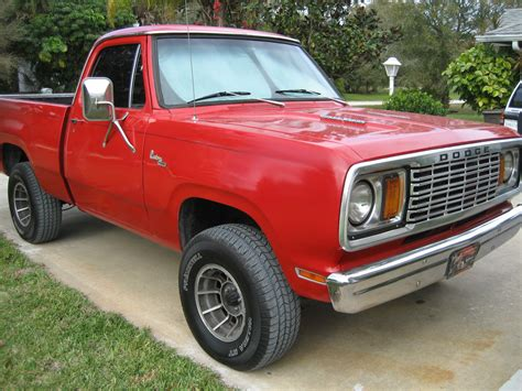 Dodge 4x4 by 78 Dodge Truck 4x4 Custom 150 Power Wagon 440 For Sale In