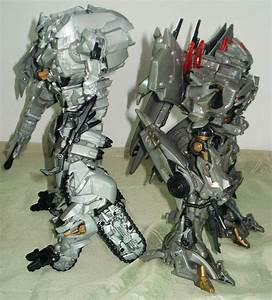 Transformers 3 - Leader class Megatron toy video review