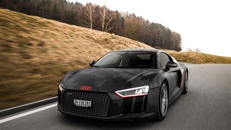 R8 Hd Picture by 1920x1080 Black Audi R8 V10 Plus Laptop Hd 1080p Hd