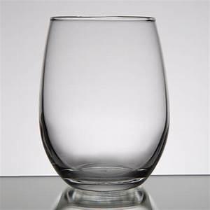 Libbey, 207, 9, Oz, Stemless, Wine, Glass, Case