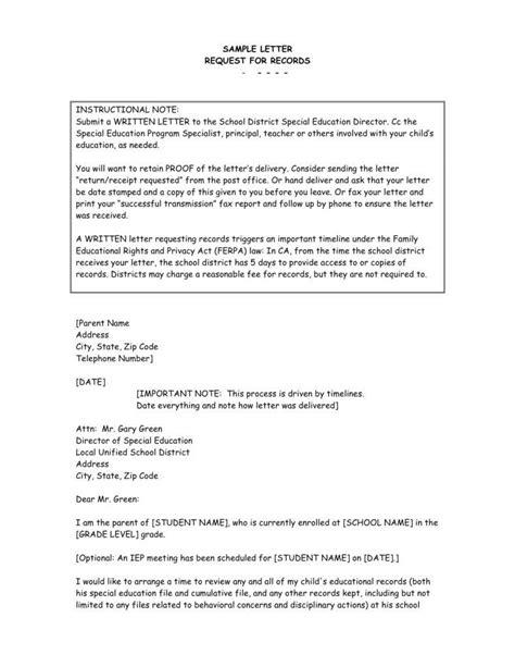 request letter college principal   write  letter