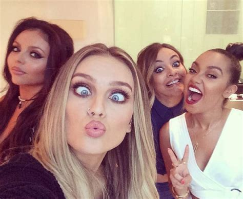Little Mix Instagram: Black Magic at Teen Choice Awards