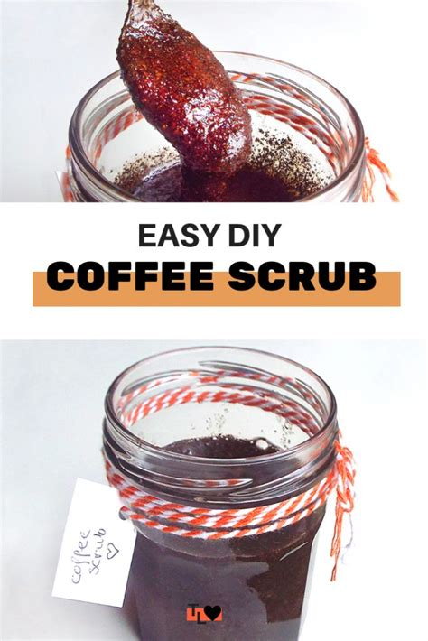 For having healthy and smooth lips, it is important to exfoliate them on regular basis, and this is the time when. DIY coffee scrub (that smells AMAZING   Coffee scrub, Lip scrub homemade, Homemade moisturizer