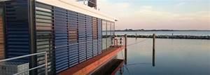 Wohnen Auf Dem Wasser : auf dem boot leben der traum vom wohnen auf dem wasser boot d sseldorf ~ Buech-reservation.com Haus und Dekorationen