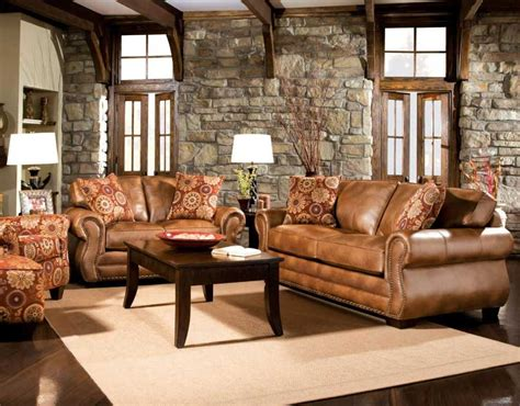 budget imges sitting best furniture best rustic living rustic living room furniture set with brown leather sofa