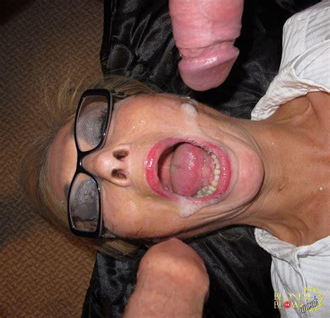 Mature Redhead Cum Mouth