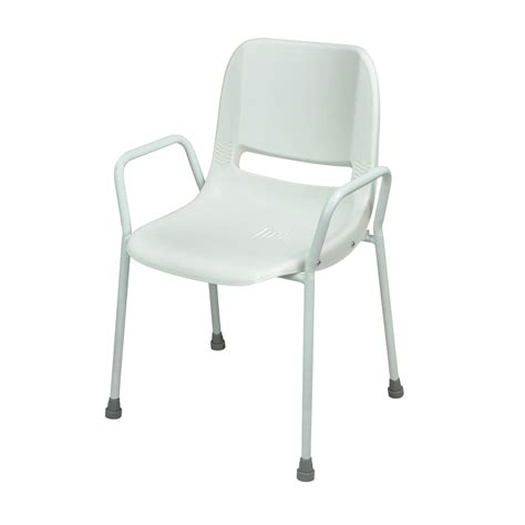 milton stackable portable shower chair buy cheaply