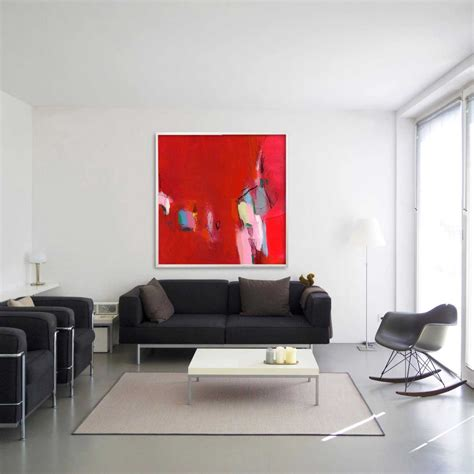 15 The Best Abstract Living Room Wall Art