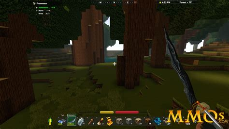 Mmo Games Like Minecraft