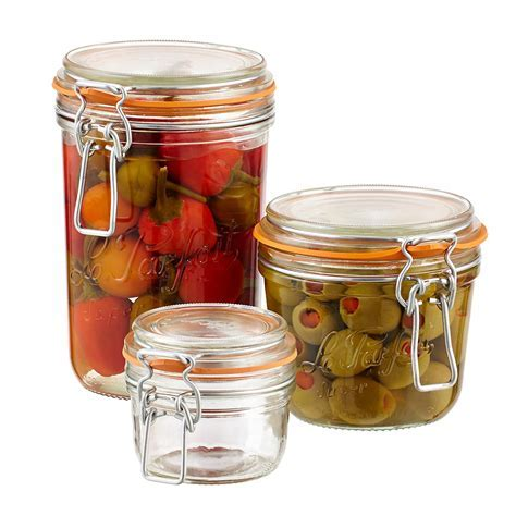 Le Parfait French Hermetic Glass Terrines   The Container