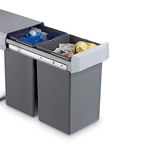 Einbau Abfalleimer by Vergleich Einbau Abfallsammler Abfallsammler Test