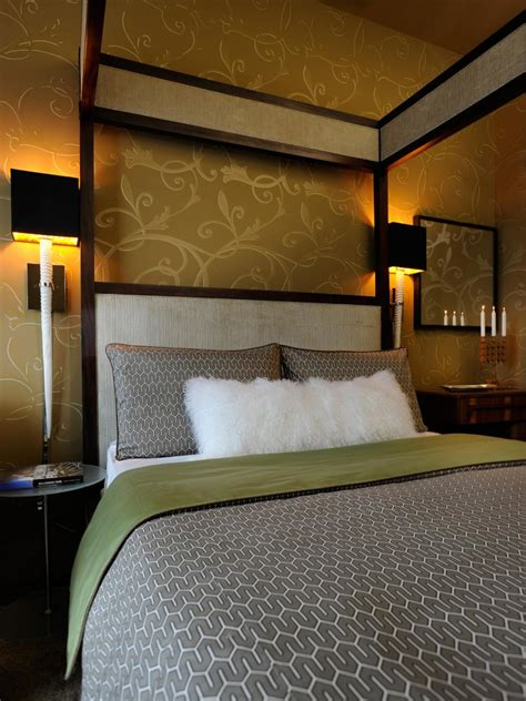 Wall Sconces Bedroom - hgtv oasis 2011 master bedroom pictures hgtv