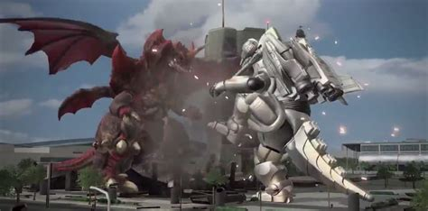 Unleashed is a fighting game on a giant scale. New Godzilla online fighting game entitled 'Godzilla VS ...