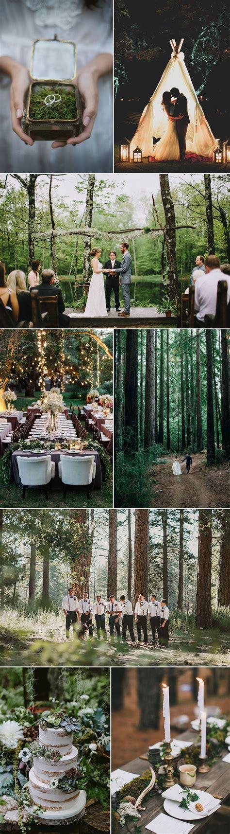 Best 25 Forest Wedding Ideas On Pinterest Wedding