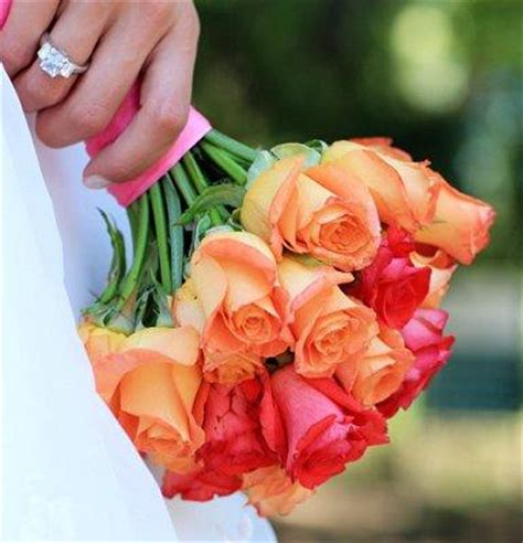 fall wedding roses lovetoknow