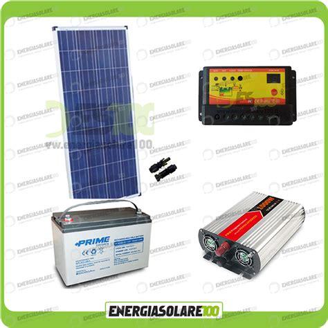 kit panneaux solaires pour chalet kit chalet panneau solaire 150w convertisseur 1000w 12v 220v batterie 100h r 233 gu ebay